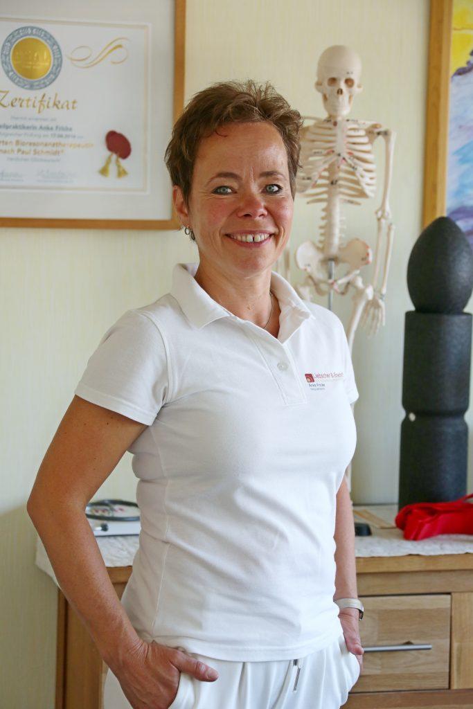 Heilpraktikerin Anke Fricke